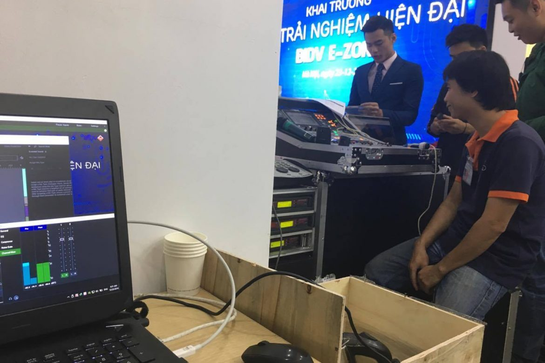 Livestream Lễ ra mắt khu trải niệm hiện đại BIDV E-zone