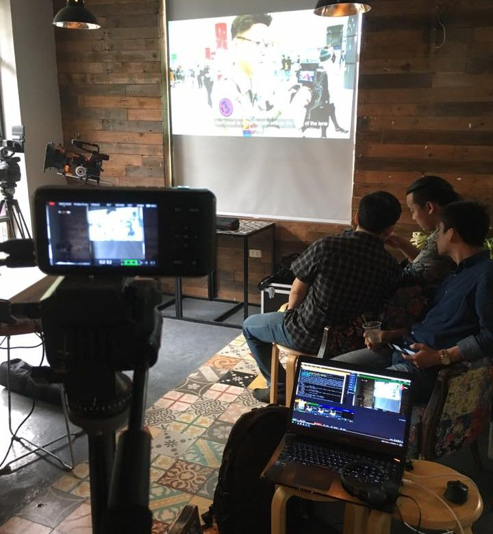 Livestream Chia sẻ Canon Vietnam: Startup your Videography Business