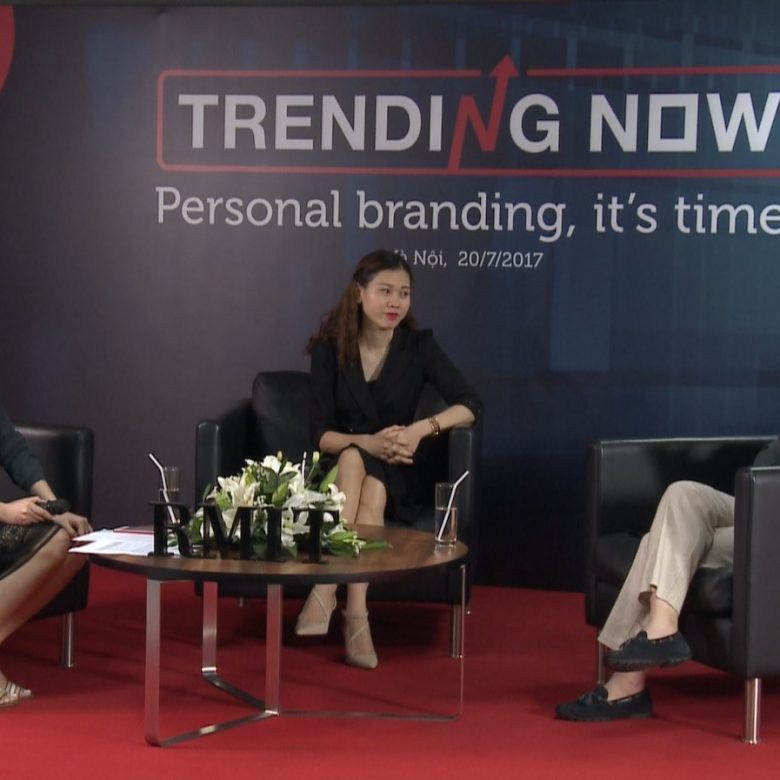"Livestream Talk show ""Personal branding, it's time"""